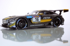 Mercedes AMG SLS GT3 No.16