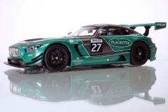 Mercedes AMG SLS GT3 No.27